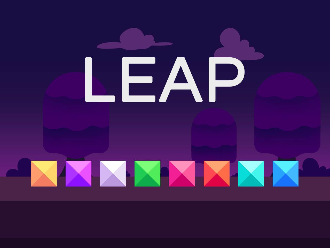 leap copy